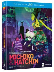 Michiko To Hatchin: Complete Series - Part 2