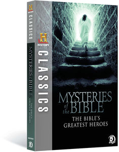 History Classics: Mysteries of the Bible: Bible's