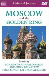 Musical Journey: Moscow & Golden Ring /  Various