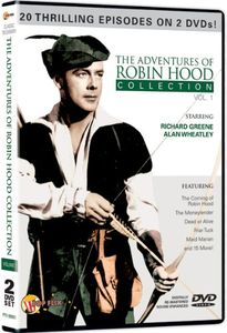 Adventures Of Robin Hood Collection, Vol. 1 [B&W] [Fullscreen]