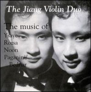 Music of Ysaye Rozsa Noon Paganini