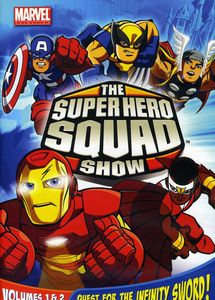 Super Hero Squad Show, Vol. 1 and 2