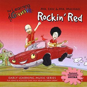 Rockin Red from the Learning Groove