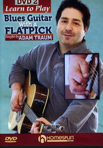 Learn To Play Guitar With A Flatpick, Vol. 2