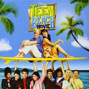 Teen Beach Movie [Import]