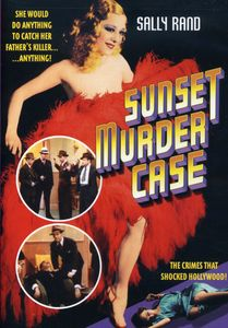 The Sunset Murder Case