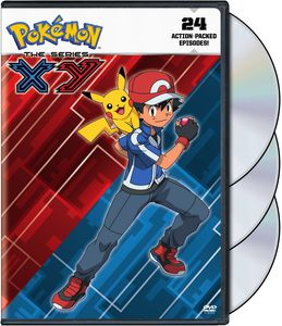 Pokemon the Series: Xy Set 1