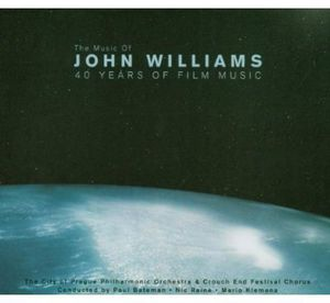 Music of John Williams of the Past 40 Years