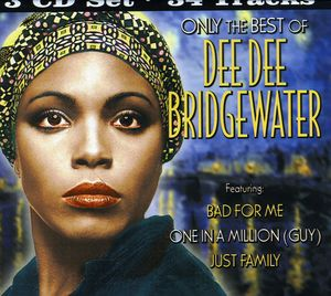 Only The Best Of Dee Dee Bridgewater [Box Set]