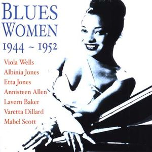 Blues Women 1944-1952 /  Various