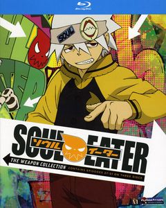 Soul Eater: Part 3 and Part 4 Complete