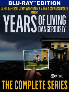 Years of Living Dangerously: Comp Showtime Series