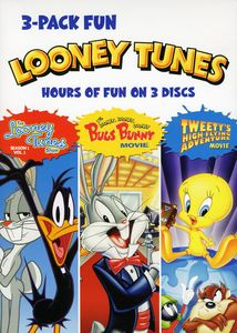 Looney Tunes 3 Pack Fun