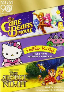 The Care Bears Movie /  Hello Kitty Becomes a Princess /  The Secret of NIMH