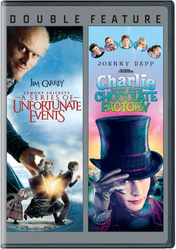 Lemony Snicket's /  Charlie & Chocolate Factory