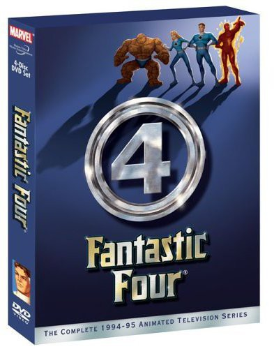 Fantastic Four: Comp 1994-1995 Animated TV Series