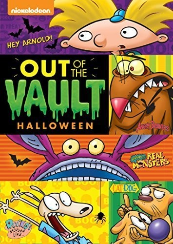 Out of the Vault Halloween Collection