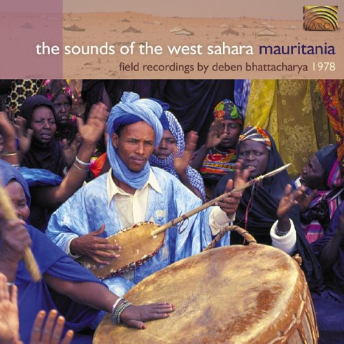 Sounds of the West Sahara Mauritania /  Various