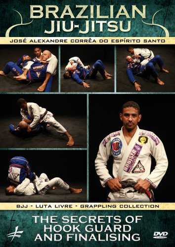 Brazilian Jiu-Jitsu: Secrets of Hook Guard