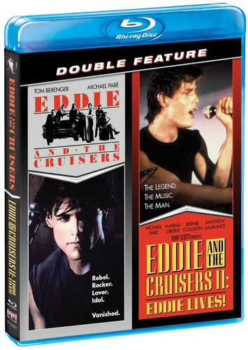 Eddie and the Cruisers /  Eddie and the Cruisers II: Eddie Lives!
