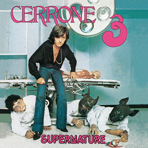 Supernature (Cerrone III) (Official 2014 Edition)