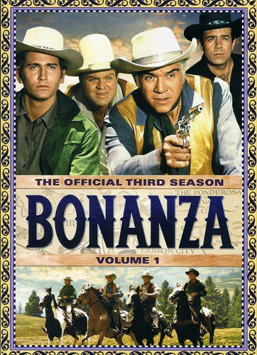 Bonanza: The Official Third Season Volume 1