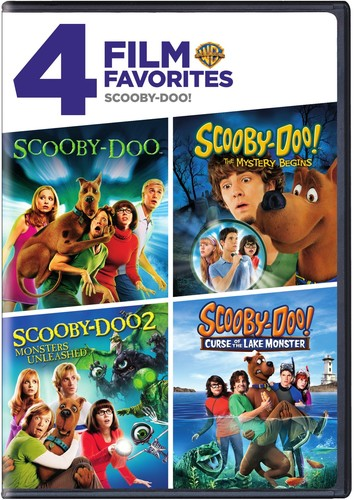 4 Film Favorites: Scooby-Doo!