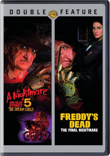 A Nightmare on Elm Street 5: The Dream Child /  Freddy's Dead: The Final Nightmare