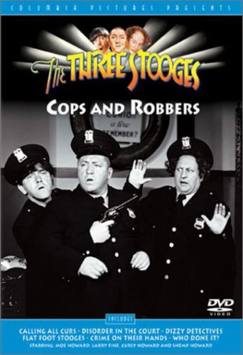 The Three Stooges: Cops and Robbers
