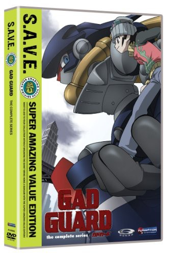 Gad Guard: Save