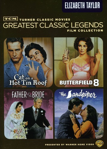 TCM Greatest Classic Legends Film Collection: Elizabeth Taylor