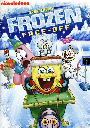 Spongebob's Frozen Face-Off