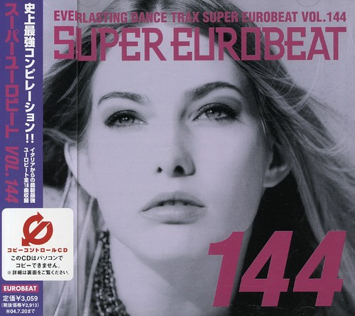 Super Eurobeat - Vol 144 /  Various [Import]