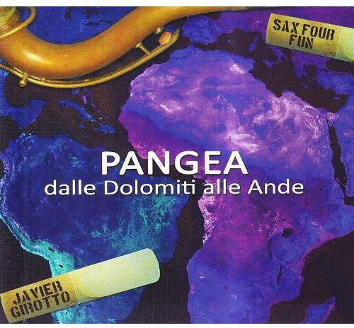 Pangea [Import]