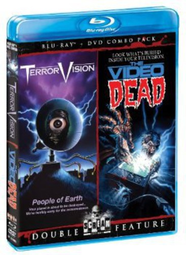 Terrorvision and The Video Dead Double Feature [COMBO]