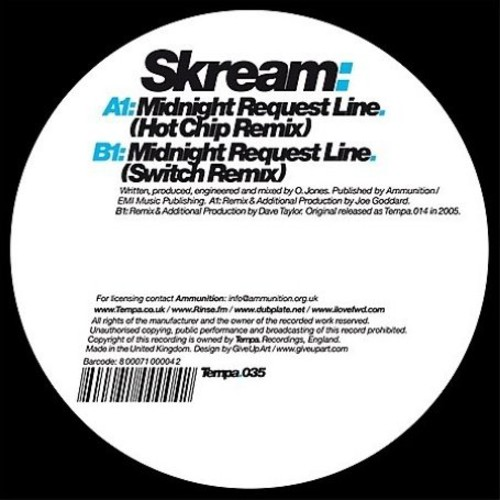 Midnight Request Line [Remixes][EP]