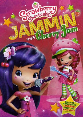 Strawberry Shortcake: Jammin with Cherry Jam