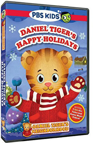 Daniel Tiger's Neighborhood: Daniel Tiger - Happy