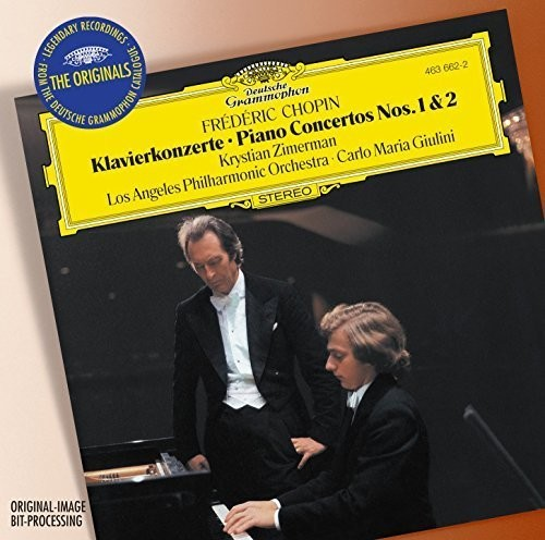 Originals: Chopin Piano Concertos Nos 1&2