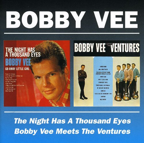 Night Has a Thousand Eyes /  Meets the Ventures [Import]