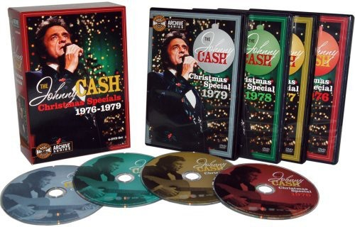 The Johnny Cash Christmas Specials: 1976-1979