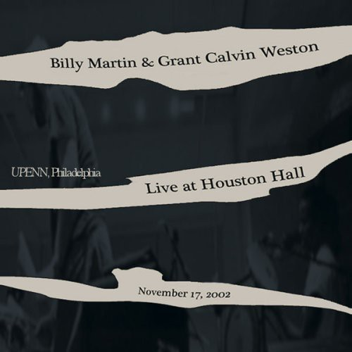 Live at Houston Hall