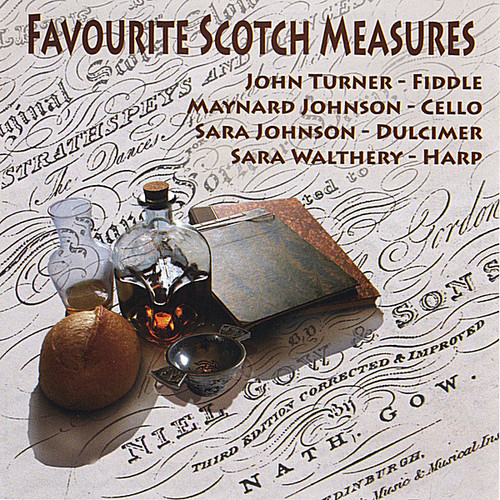 Favourite Scotch Measures /  Various