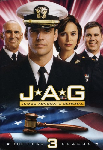 Jag: The Complete Third Season