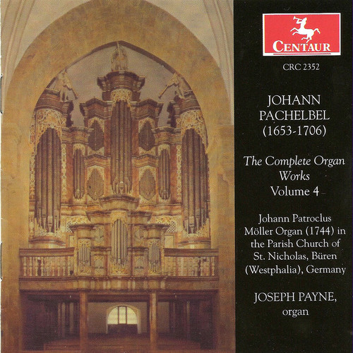 Complete Organ Works 4
