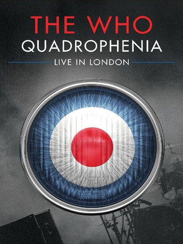 The Who: Quadrophenia--Live in London