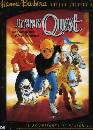 Jonny Quest: The Complete First Season [Standard] [4 Discs]