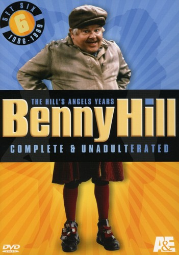 Benny Hill Set 6: Hill's Angels - Comp & Unadult