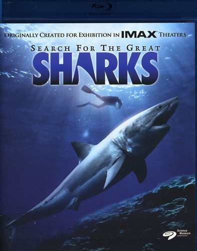 IMAX: Search for the Great Sharks