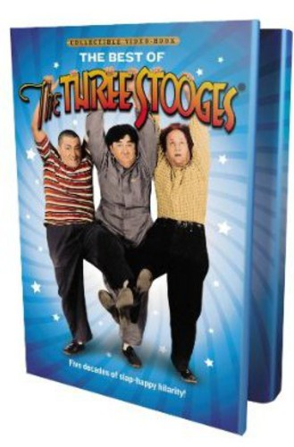 Best of the Three Stooges [Videobook]